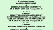 Koncertní sezona 2016
