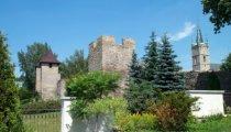 Hradby středověké